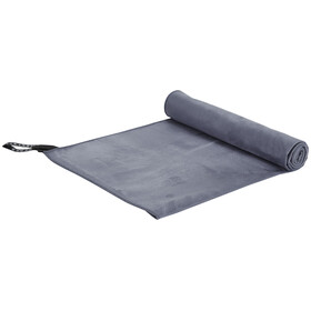 Cocoon Microfiber Towel - Toallas - Ultralight Medium gris